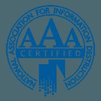 AAA certified logo