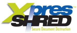 xpresshred logo